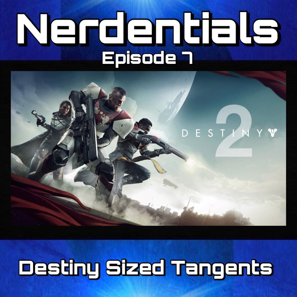 - Join us today nerds in your morning commute as our friend and guest from Geekologist Radio, Brandon Foutz joins us! Nick Returns as our newest member and a fellow Destiny Player and long time friend joins the conversation! (SIDE NOTE: due to technical difficulties Joe and Lynn's Audio quality drops for a bit after Destiny Talk....We apologize)