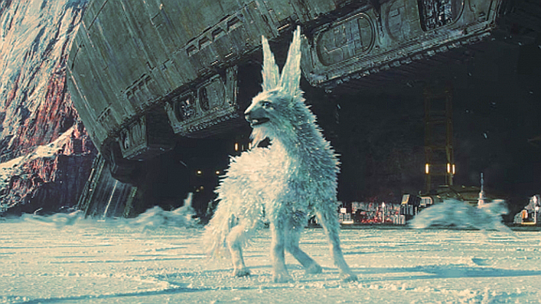 Vulptex (Crystal Fox from Planet Crait)