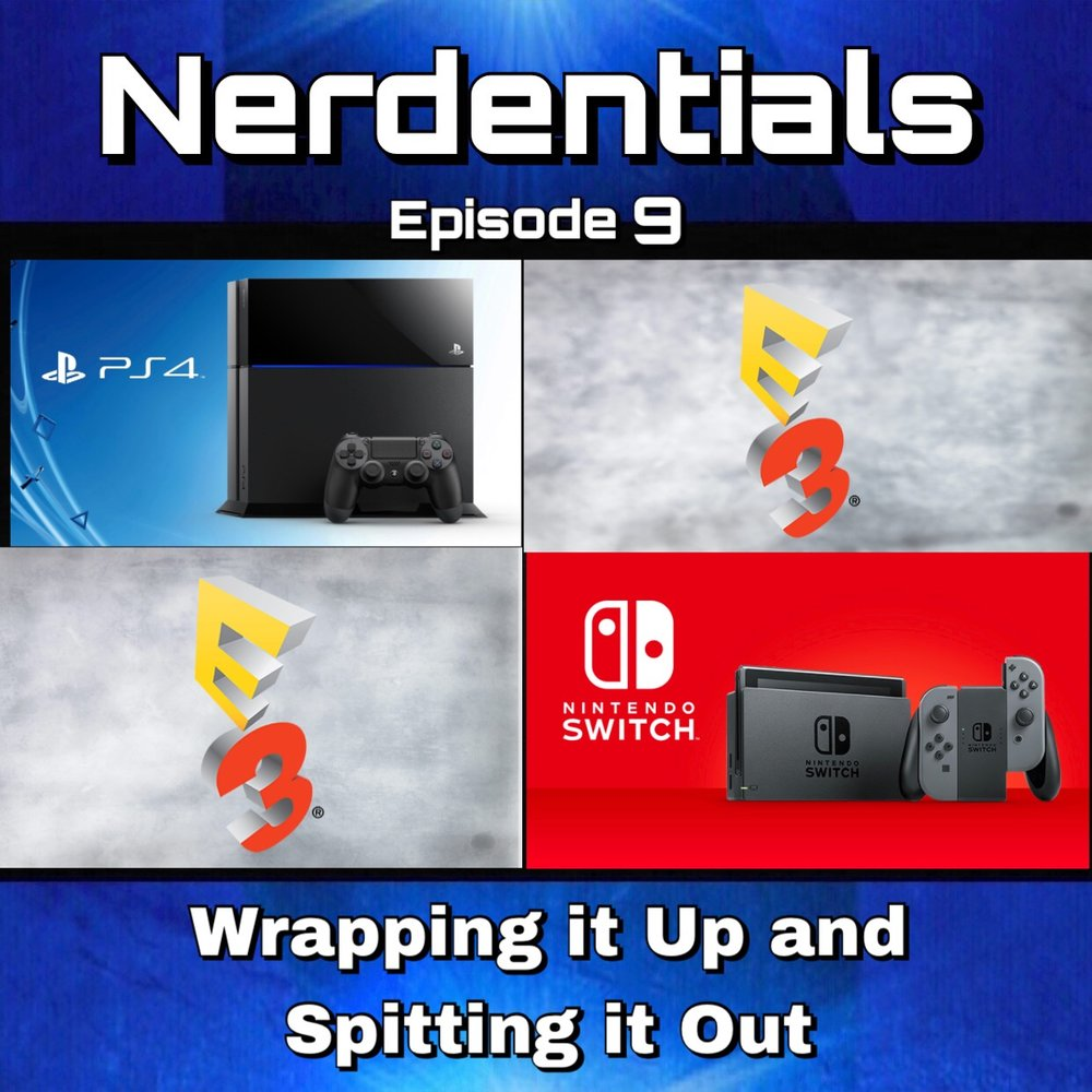 - We spit out in rapid fire mode the following titles and our Nerdy thoughts! Spider-man, Uncharted: The Lost Legacy, God of War, Days Gone, Shadow of Colossus, Detroit: Become Human, Kingdom Hearts 3 and Beyond Good and Evil.  Then we cruise on out of here with a little Nintendo coverage: 00:38:20 Nintendo Conference -Super Mario Odyssey -Metroid Prime 4  00:42:50 The Actual Wrap up!