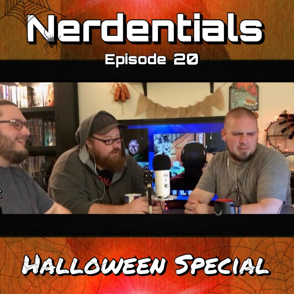 - Welcome to Nerdentials! Your weekly dose of the nerdy essential!This week the cast discuss their top 2 picks of horror film! One