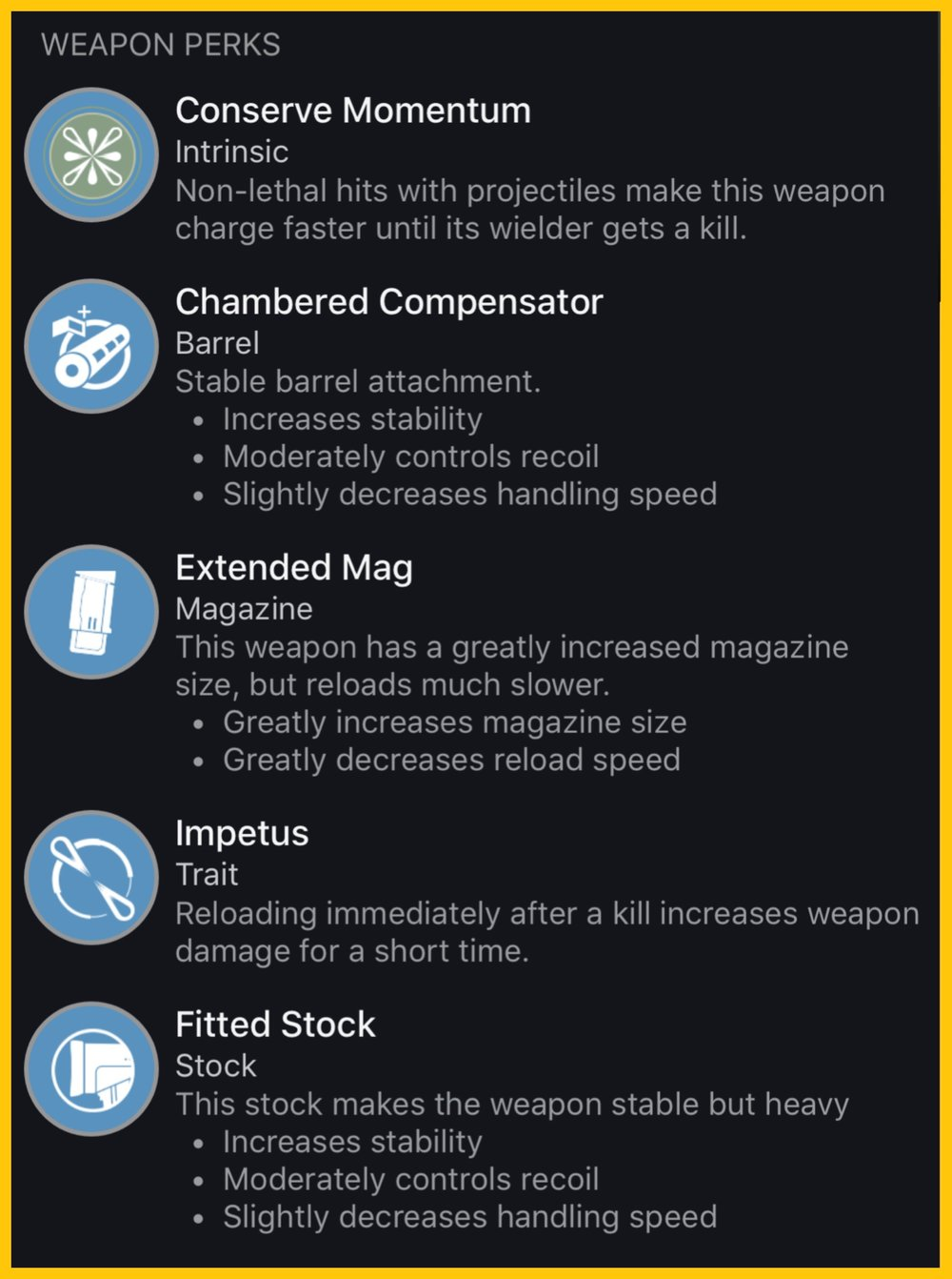 Weapons Perks.JPEG