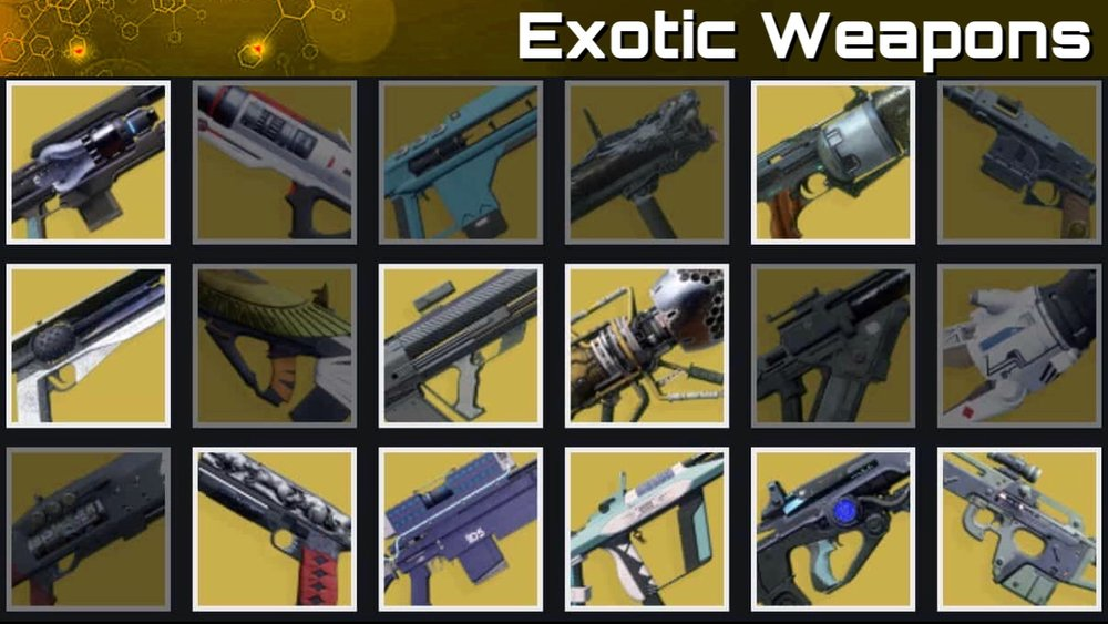 Exotic Weapons -