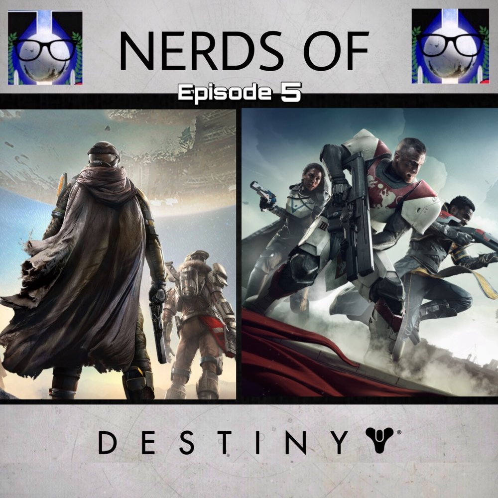 - Welcome Guardians to the Nerds of Destiny Podcast! The Show that dives deep into every essential part of you addiction!This Week we Joe and Lynn go back and contrast and compare the game changers of Destiny 1 versus Destiny 2. Then we cover the roadmap for Season of the Drifter and we go deep!