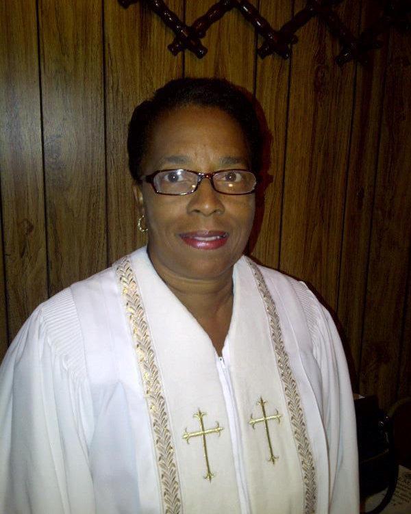 Rev. Alberta McCrory, Grant Chapel - Gadsden