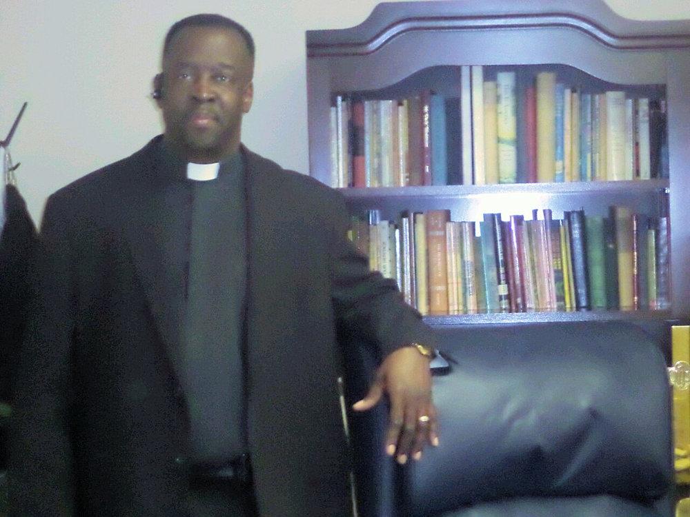Rev. Eric Walker, Saint Luke - Birmingham