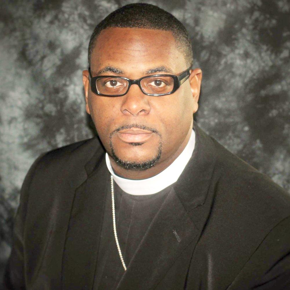 Rev. Maurice Wright II, Saint John - Huntsville