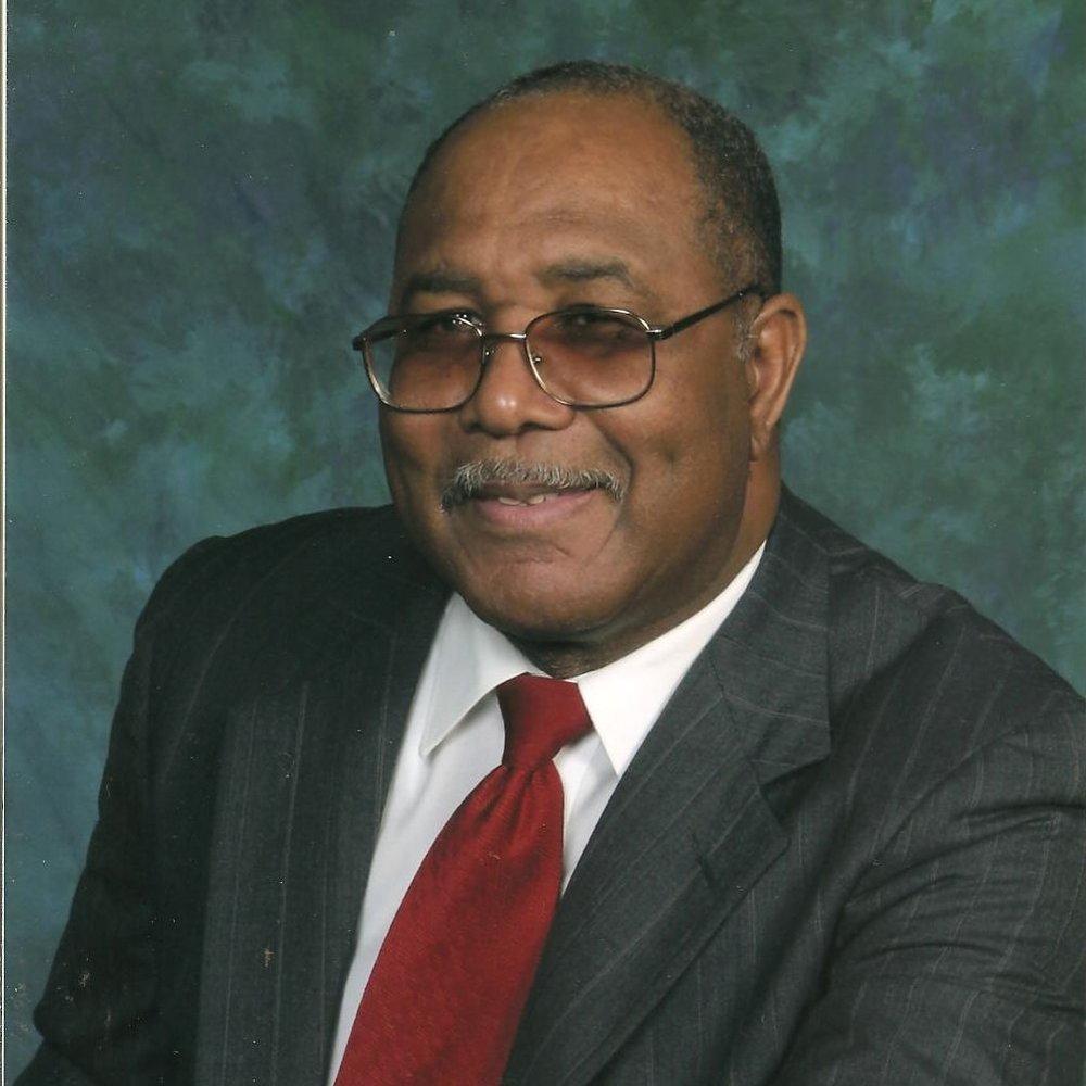Rev. Claude Campbell, Gravitt Chapel - New Market