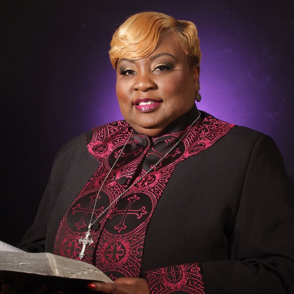 Rev. Kimberly Martin, Mount Zion - Birmingham
