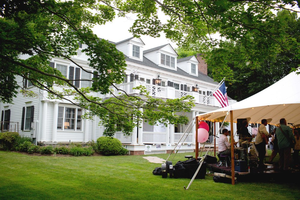 """Gala - Each spring, the Rye History Gala is """"must event"""" on the Rye social scene. Traditionally hosted at a spectacular private home, the late spring party helps to ring out the school year and ring in summer."""