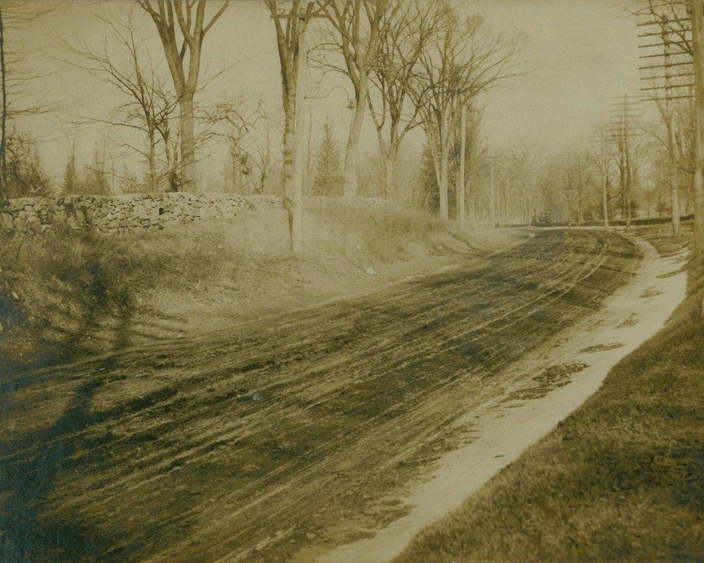 Boston Post Road c 1890