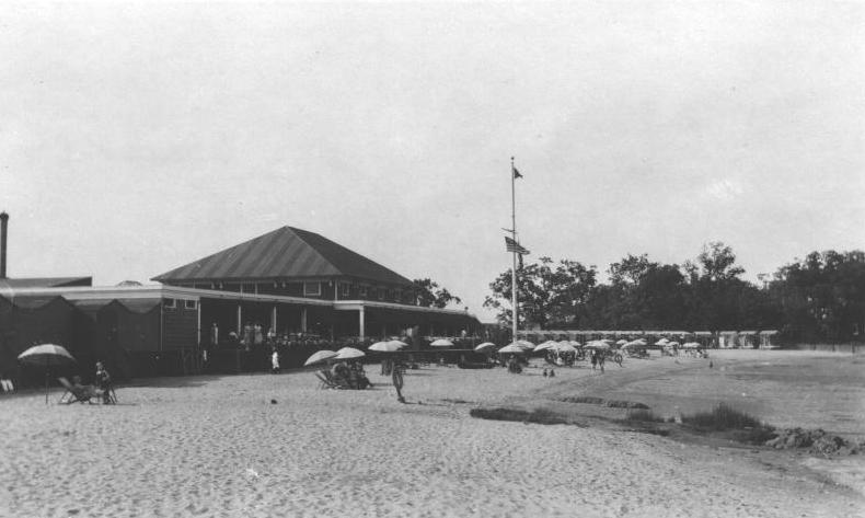 Milton Point Casino c 1925