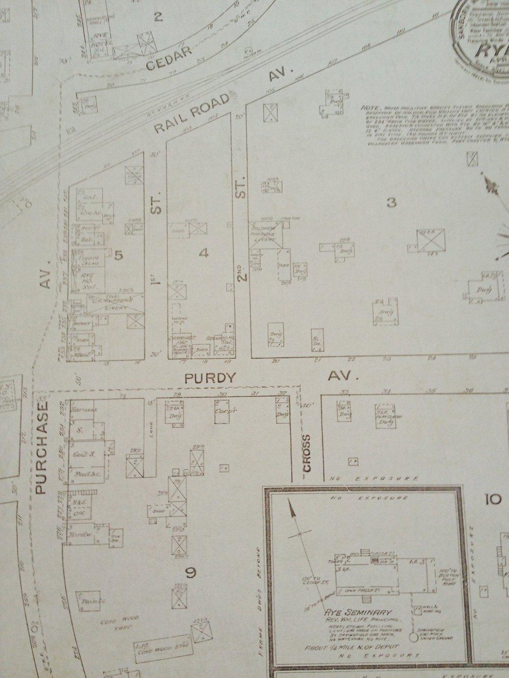 Map of Downtown Rye 1881.jpg