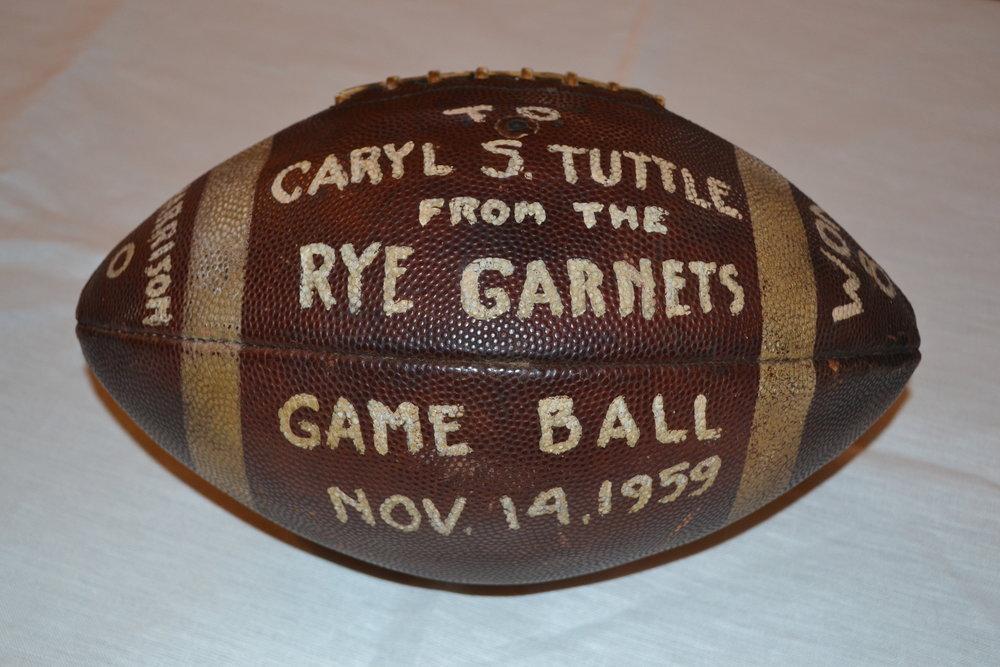 Game Ball 1959.JPG