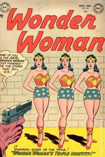 Cover of DC Comics #62. Image from mycomicshop.com