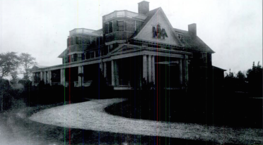 The Huyler estate. Image from  Rye (Postcard History)  by Paul D. Rheingold.