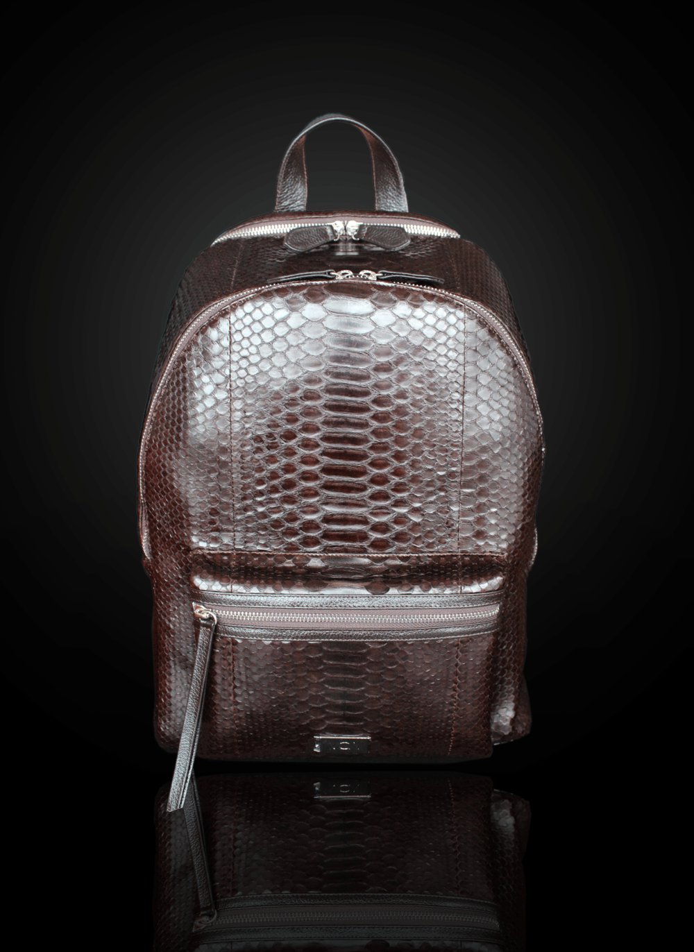 Men's python backpack