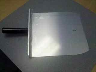 TC0006 - Turbochef Aluminum Paddle 12