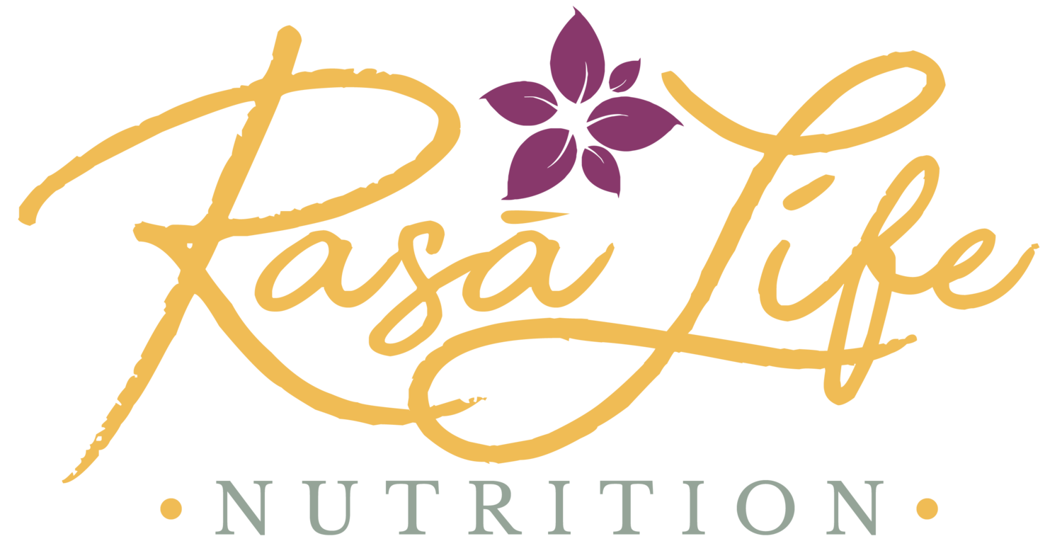 Functional Nutrition & Lifestyle Solutions • RasaLife Nutrition