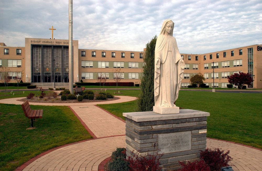 Bishop Kearney, Rochester