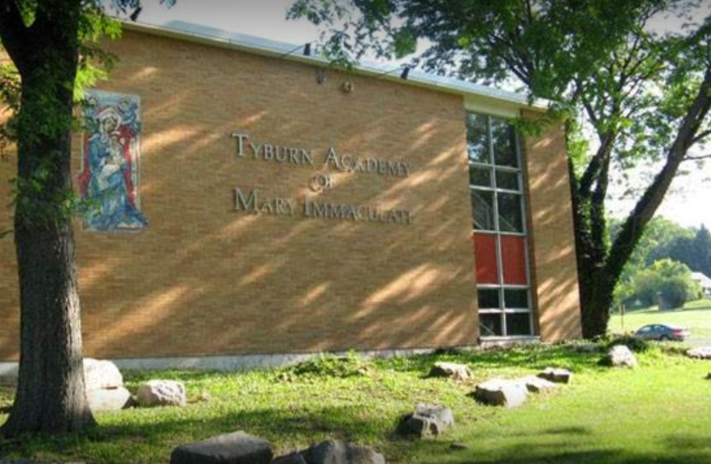 Tyburn Academy of Mary Immaculate, Auburn