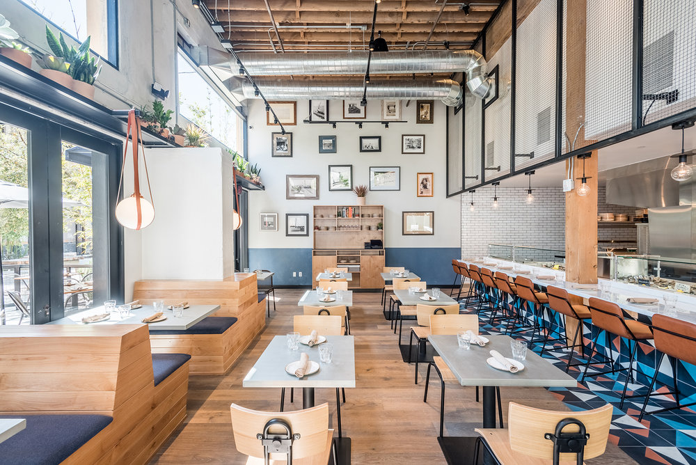 Rappahannock Oyster Bar @ The Row DTLA