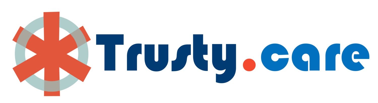 Logotipo de Trusty.care
