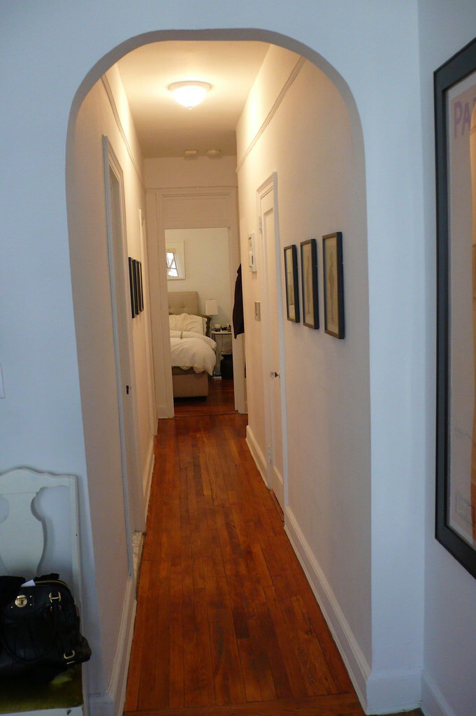 Our second apartment in New York.