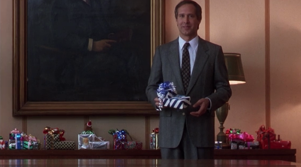 Doesn't it sometimes feel like we all give the same gift? (Image: National Lampoon's Christmas Vacation)