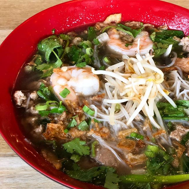 It's noodle soup weather! Stay warm inside and order SING take-out. We are available through Favor, UberEats, and DoorDash 🍜 #cravesing #houstonfood