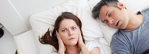 Sleep apnea and snoring can indicate serious problems.