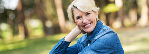 Dr. Frugé provides dental implants to help bring your smile back.