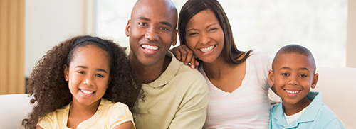 Dr. Frugé offers dental solutions for the whole family.