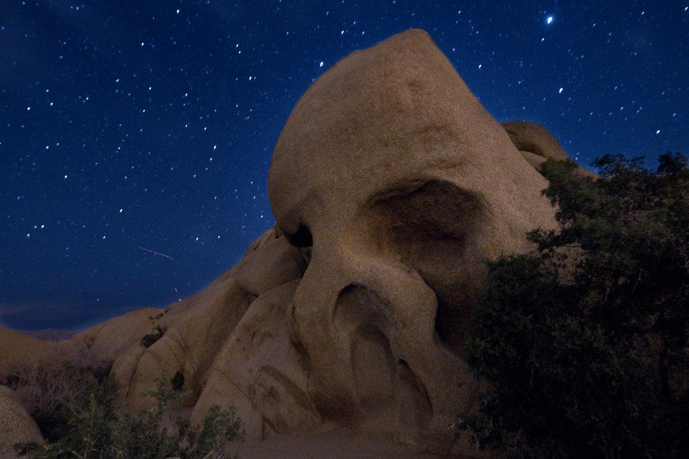 Skull Rock, CA