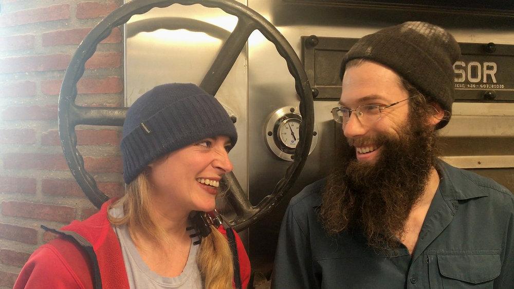 Jonathan & Jessica Bethony // Seylou Bakery // Owners