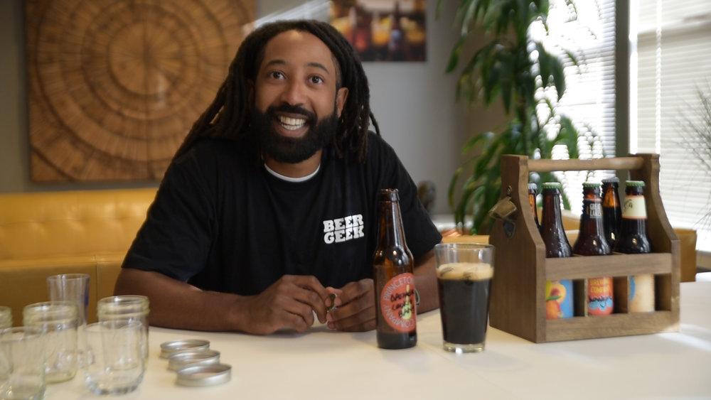 Calvin Reed // Princeton Brewing Company // Brewmaster