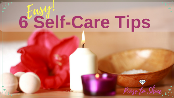 Few ideas that you can do at home to relax and recharge your energy levels