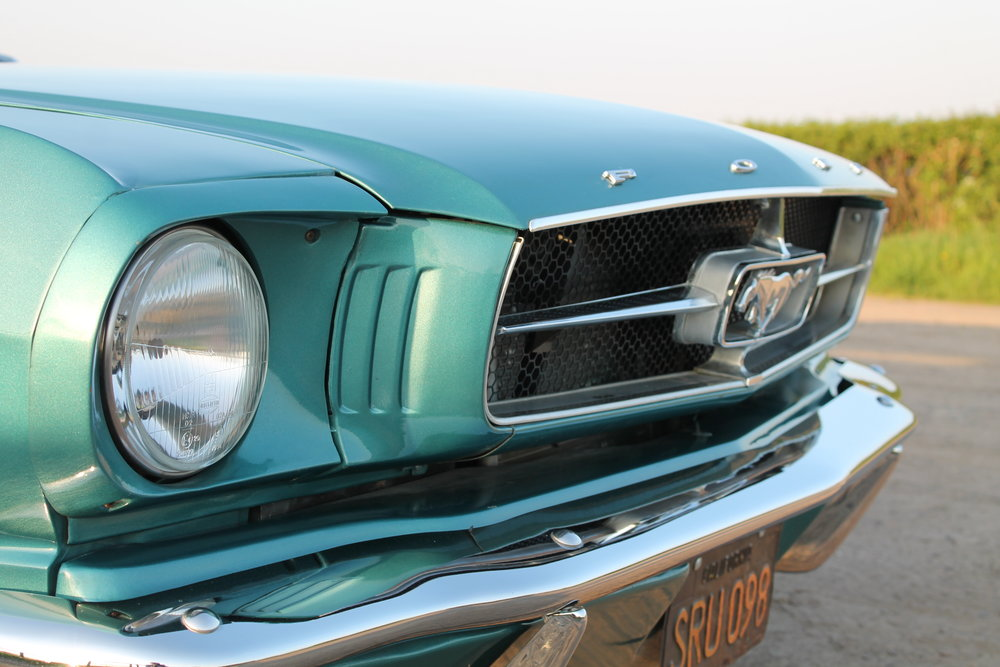 Classic Mustang For Sale UK 1966