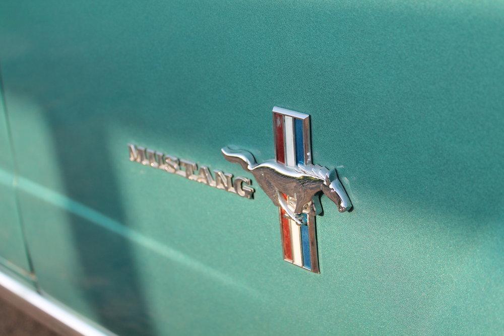 Classic Mustang UK 1966