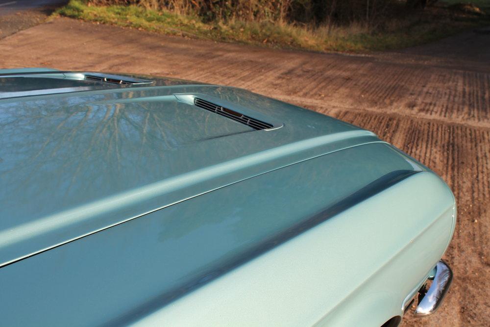 Classic Mustang UK 1968