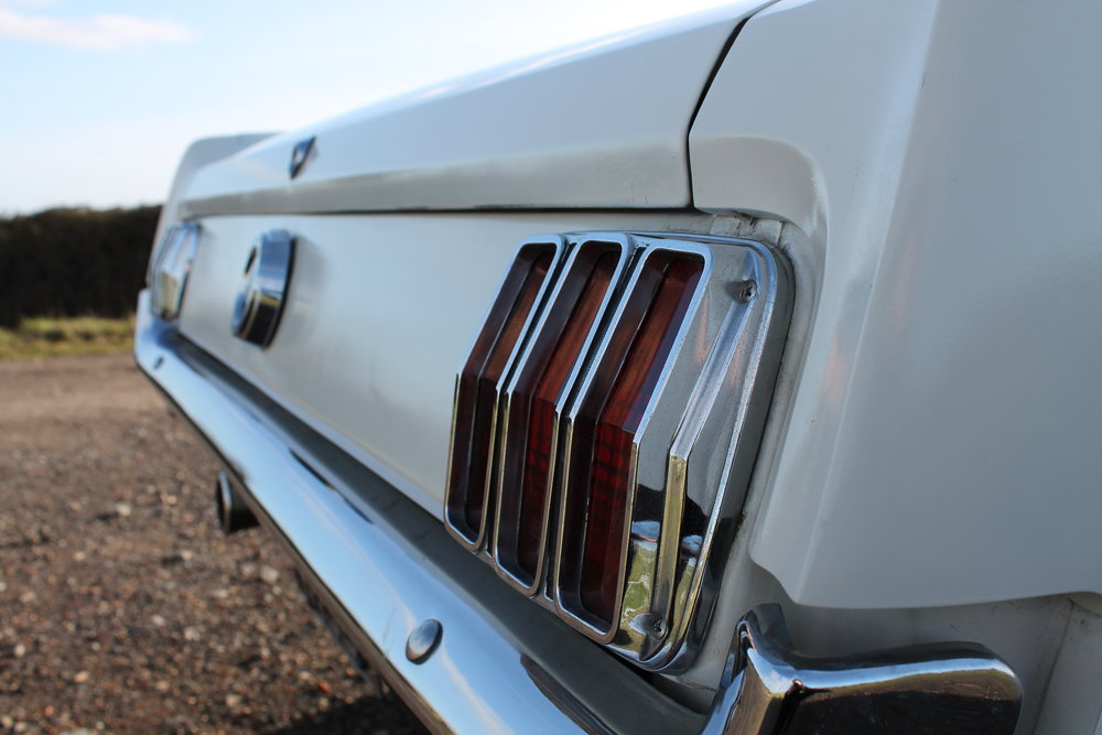 Classic Mustang UK 1965