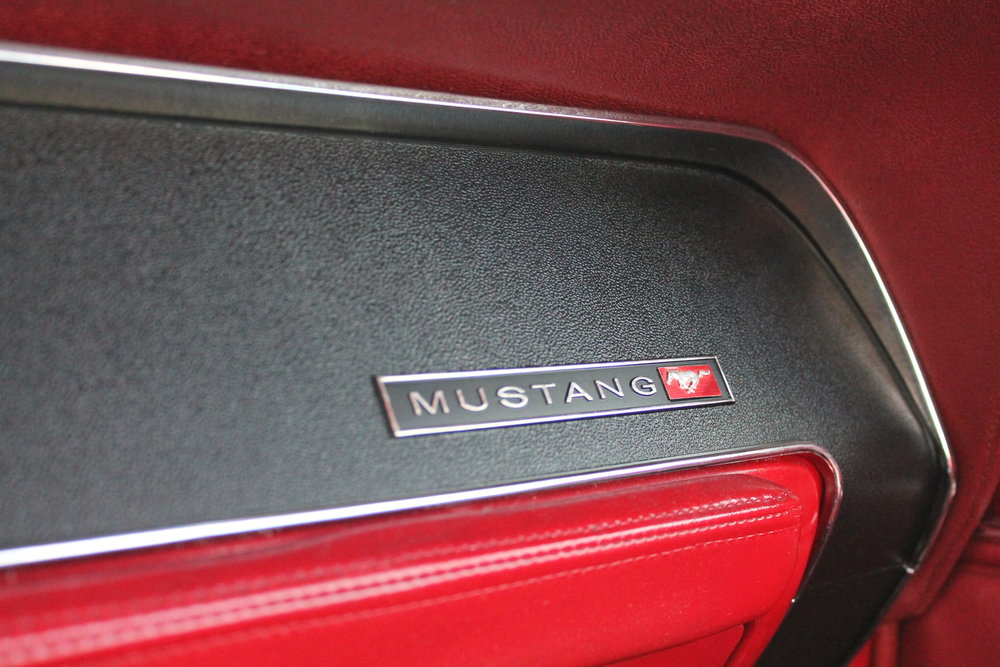 Classic Mustang UK 1967