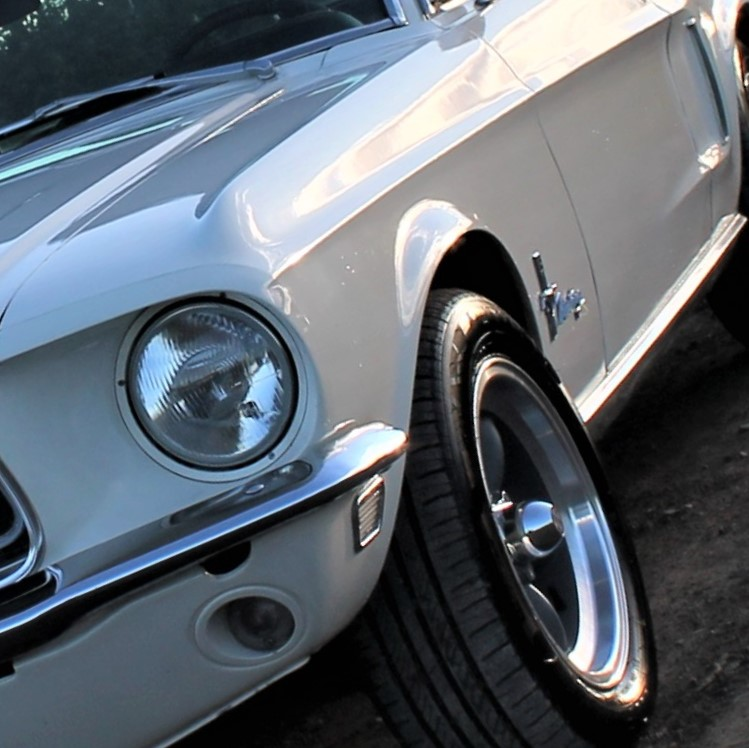 Mustang For Sale UK 1968