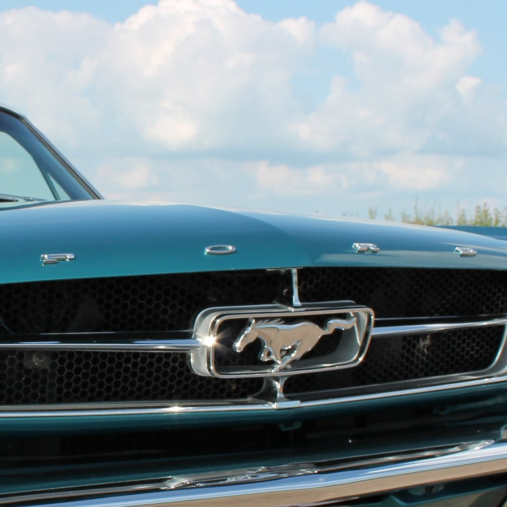Mustang For Sale UK 1965