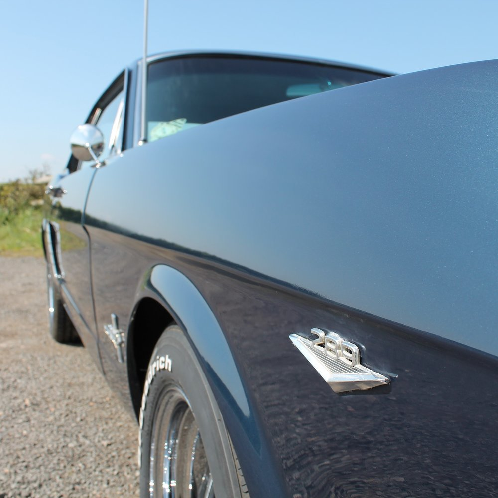 Classic Mustangs For Sale UK