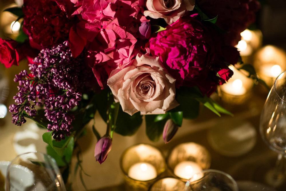 berry & blush ritz carlton philadelphia wedding - In Martha's words,