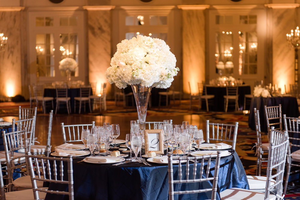WINTER WHITE WEDDING RITZ CARLTON PHILADELPHIA - Tally & Joey's gorgeous winter white wedding at the ritz carlton hotel in Philadelphia captured by tina jay photography Read More About this love story...