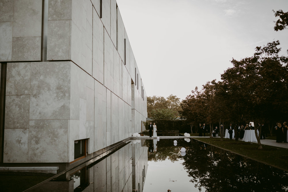 Barnes Foundation Weddings -