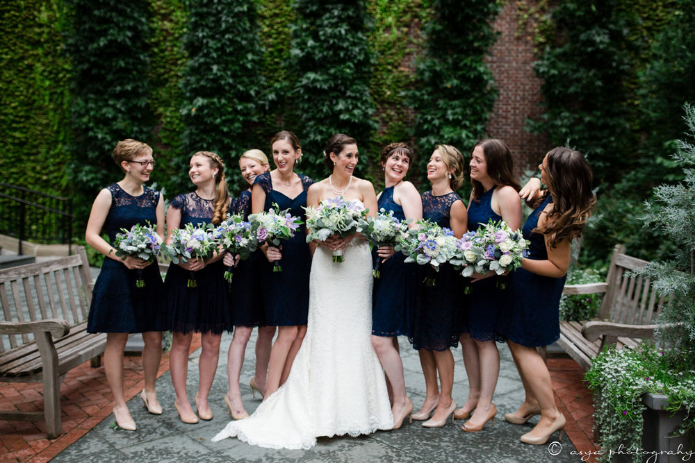 College of Physicians Weddings -