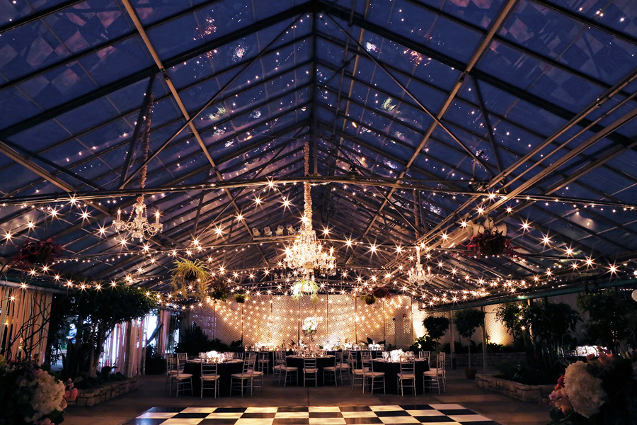 Horticulture Center Weddings -
