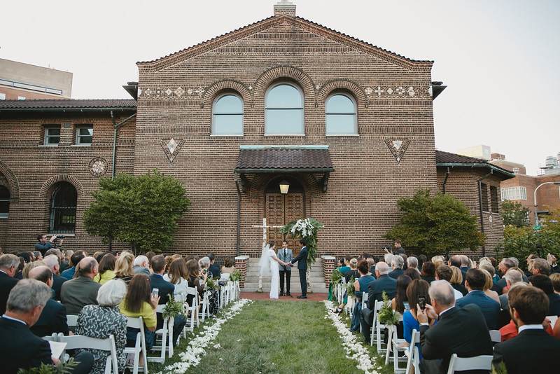 Penn Museum Weddings -